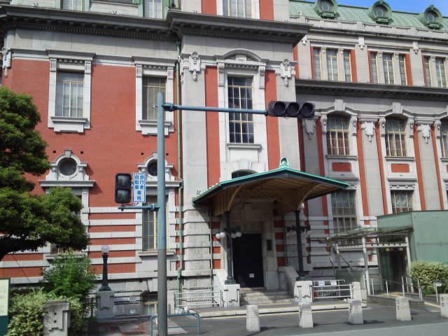 大阪市中央公会堂をもう一枚!