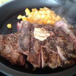 ランチにお勧め!いきなりステーキでワイルドステーキ300gを食べました。