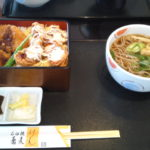 蕎麦好きの管理人 → 尼崎キューズモールの「蕎麦一献 げん」のメニューを見て感激