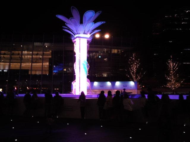 グランフロント大阪のイルミネーションやツリー飾り