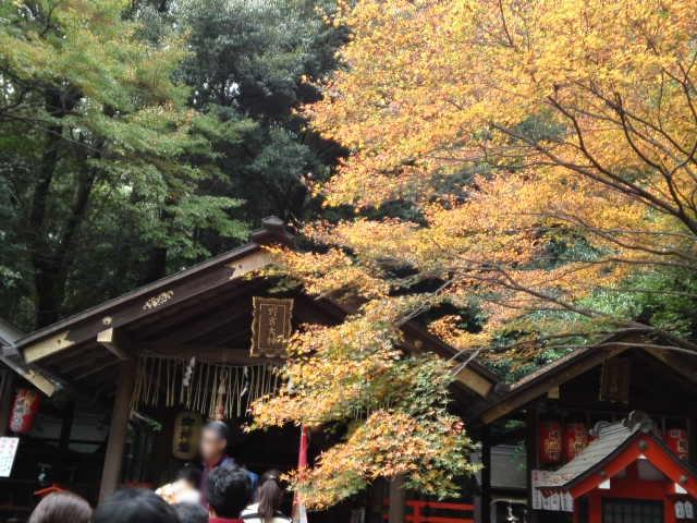 野宮神社はえんむすび・進学祈願などで人気の神社