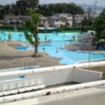 伊丹市立緑ヶ丘体育館でプール遊びをして来ました。駐車場や売店・料金は?
