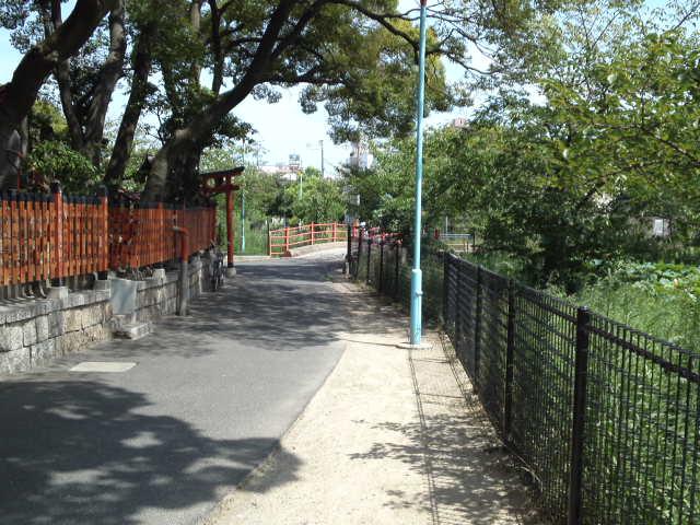現在時刻は13時30分。そろそろ桃ヶ池公園を去ります。