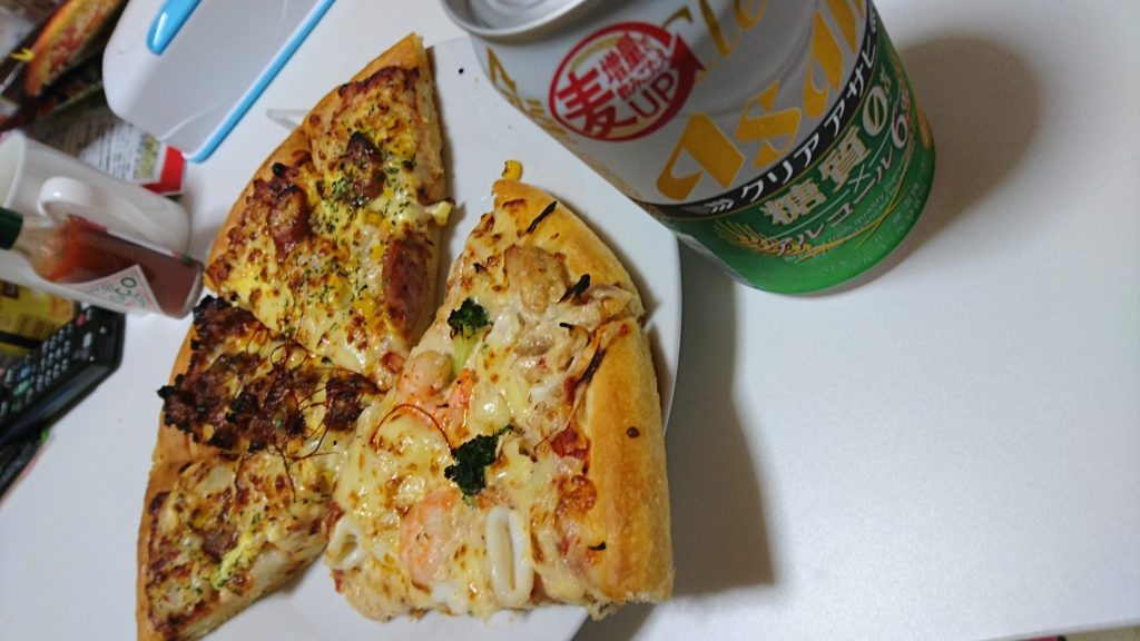 ピザハットの美味しいピザが2枚目は無料になったりお得なサービスが魅力的!