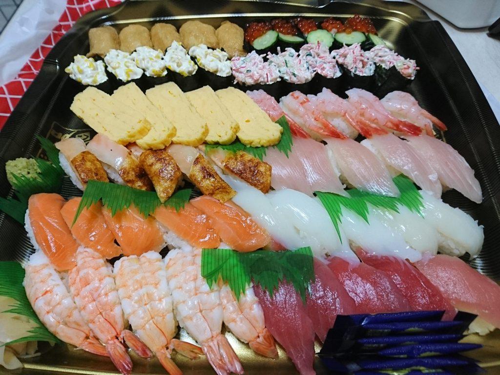 持ち帰り くら 寿司
