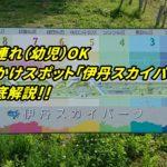 兵庫県・子供連れ(幼児OK)でも楽しめるお出かけスポット「伊丹スカイパーク」