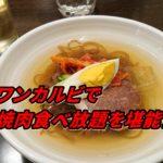 伊丹で焼肉食べ放題を堪能!ワンカルビ 伊丹寺本店で飲食してきました!