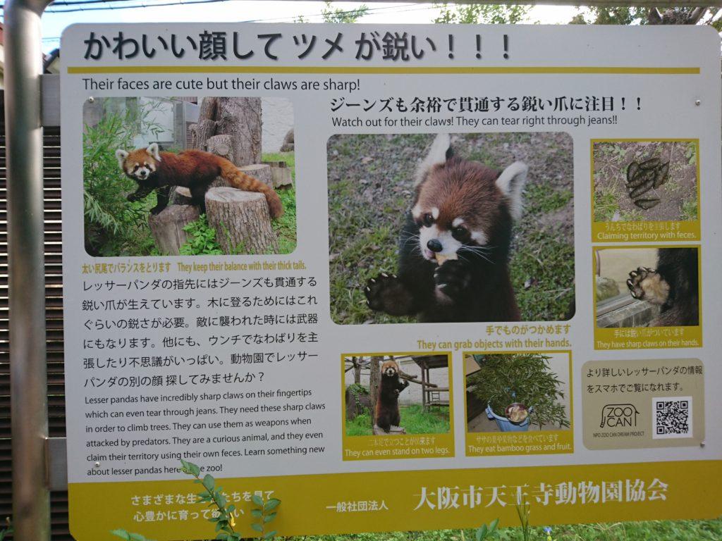 天王寺動物園にパンダはいるの?