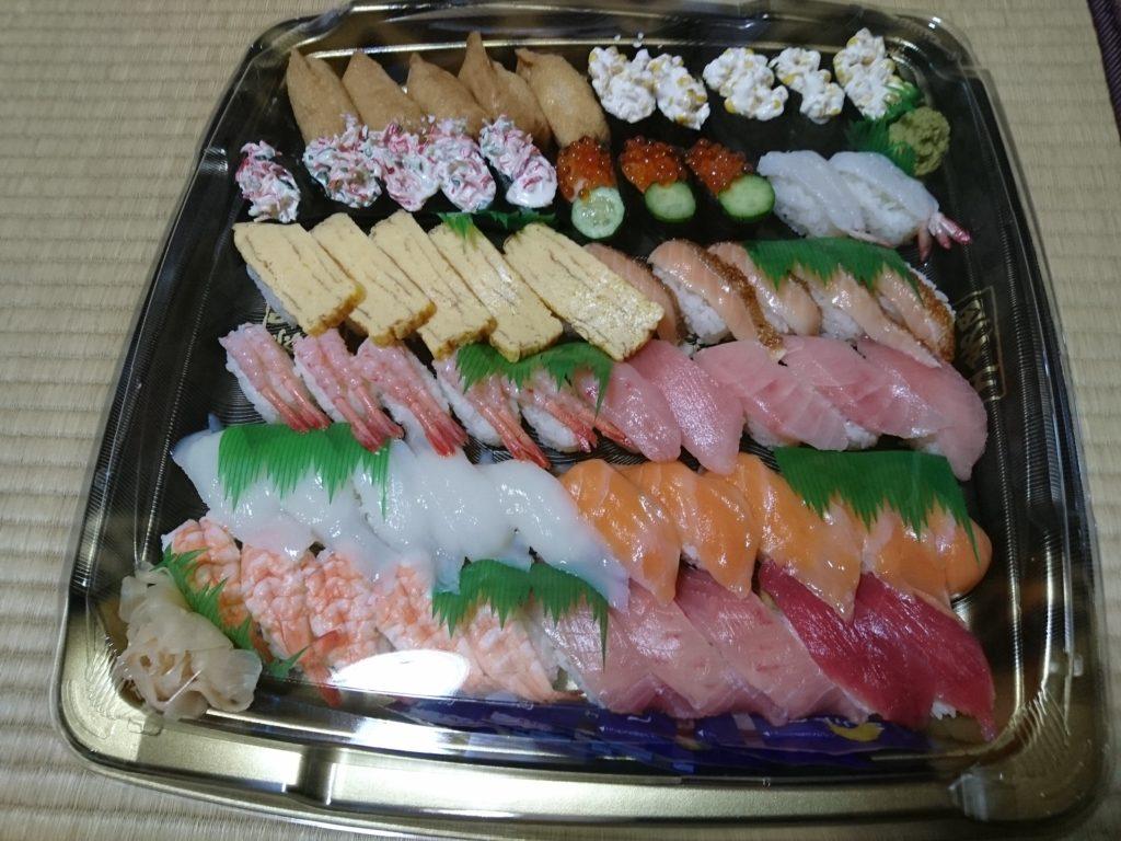 くら寿司はお持ち帰り限定品も素敵!
