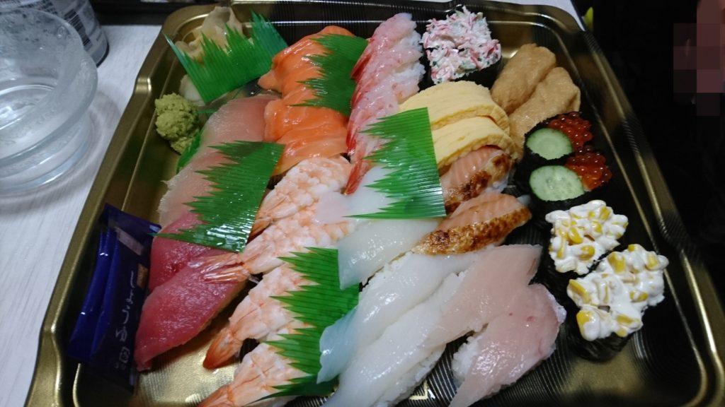 くら寿司のまんぷくお得セット??